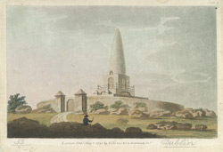 Mapa's Obelisk, on Rochestown Hill